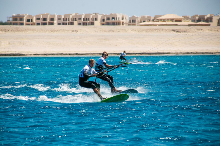 Kiteboarding has been selected as one of the four sailing events in the 2018 Youth Olympic Games