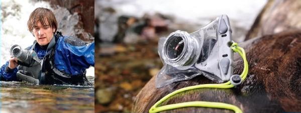 Герметичные чехлы Aquapac для фотокамер