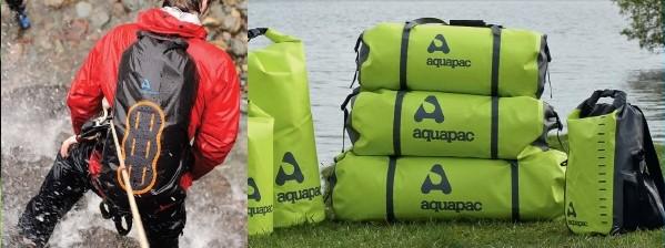 Водонепроникні рюкзаки, сумки і баули Аквапак