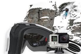 Airwave GoPro Connect - Картинка с камеры GoPro у вас перед глазами на экране горнолыжной маски