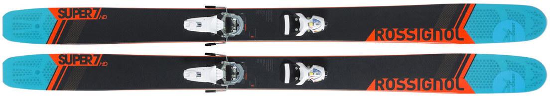 Горные лыжи Rossignol Super 7 HD 2017