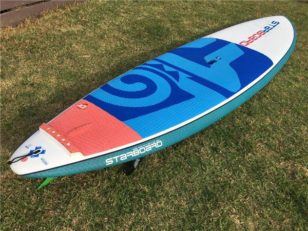 Starboard Wide Point 95 x 32Starlite 2018 1