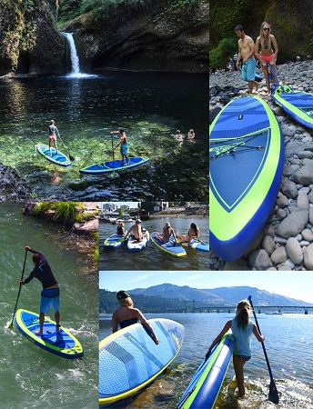 2016 inflatable sup collage