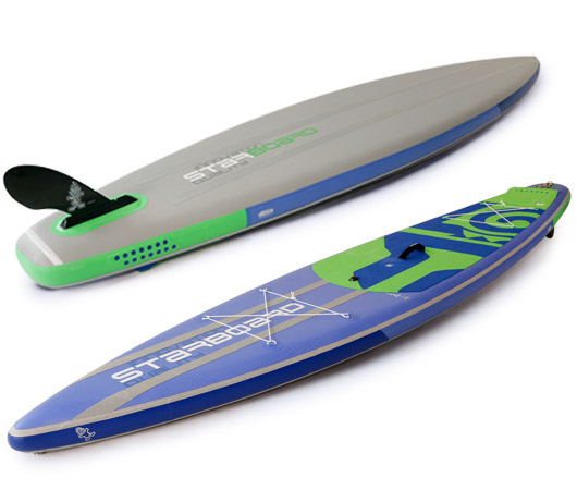 Starboard Inf. SUP 126 X 31 X 6 Touring Deluxe 2018 4