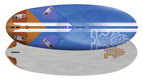 Starboard iSonic 107L Ultracore Carbon 2017 - 2